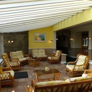 Burren Castle hotel Lobby