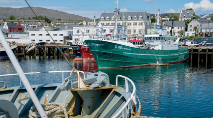 Donegal Harbour